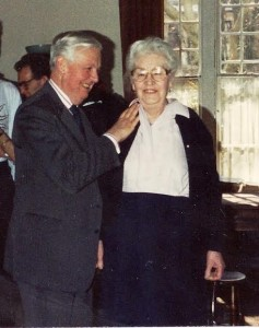 Walter and Dilys Carrington